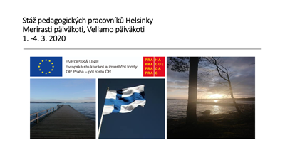 Stáže Finsko