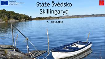 Stáže Švédsko